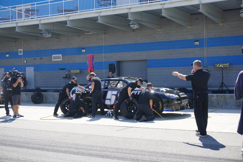 pit crew experience bucketlist