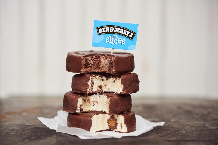 Pint Slice, Ben & Jerry's Pint Slice