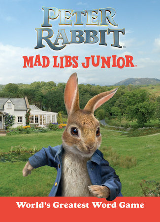 peter rabbit mad libs