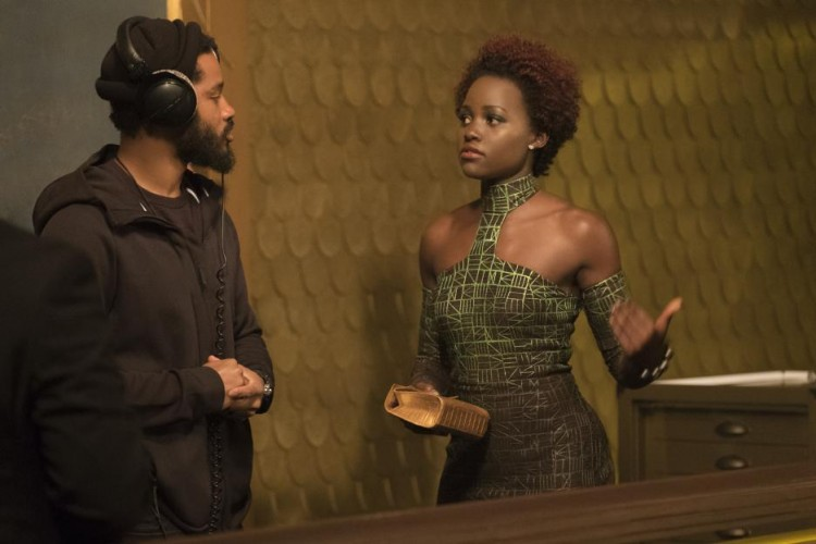 ryan coogler black panther lupita