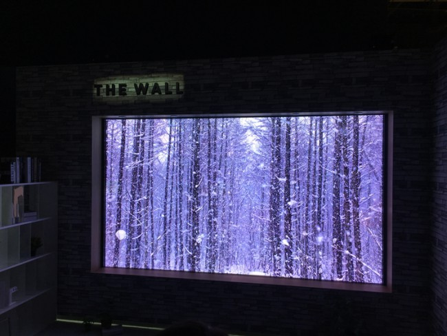 samsung the wall 2