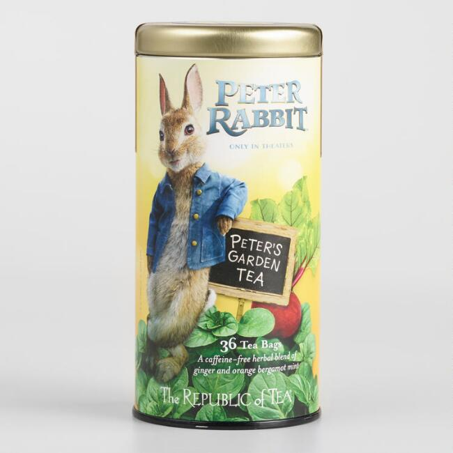 world market peter rabbit tea
