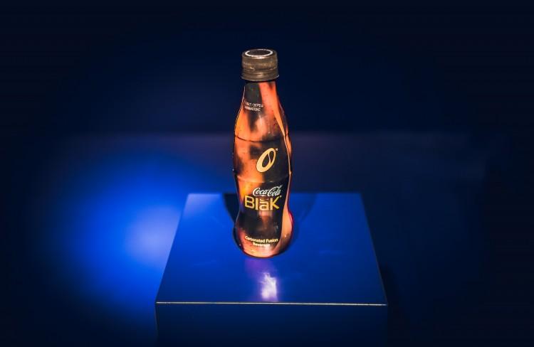Coca-Cola BlāK