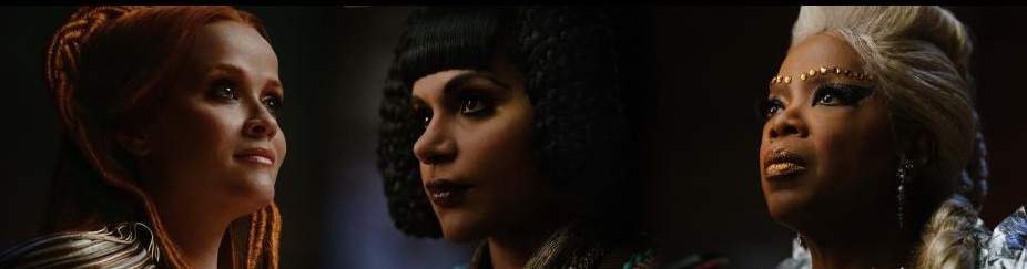 A wrinkle in time, Mindy Kaling, Oprah Winfrey, Reese Witherspoon