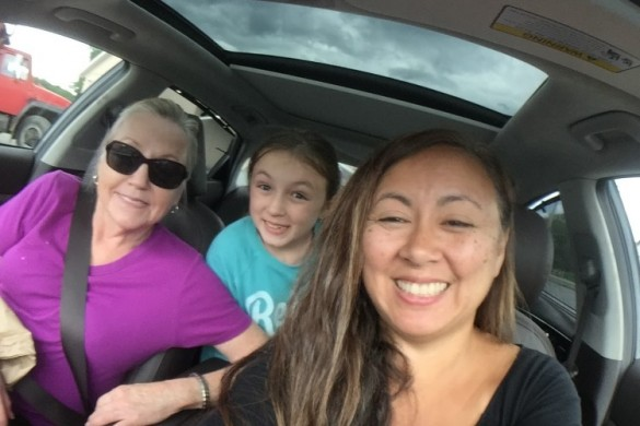 intergenerational road trip tips, roadtrips with grandparents, vermont road trips