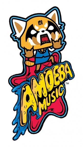 aggretsuko amoeba music