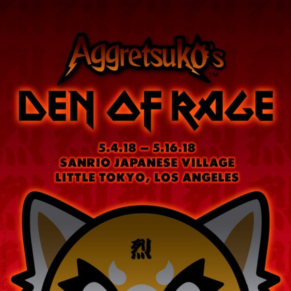 aggretsuko den of rage