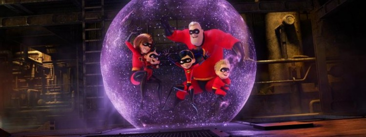 incredibles 2 family affair