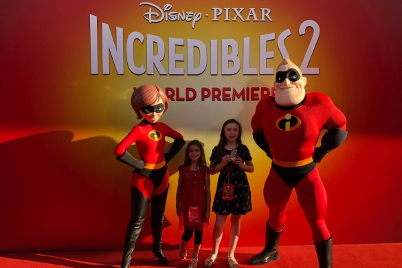 incredibles 2 party ideas, incredibles 2 premiere