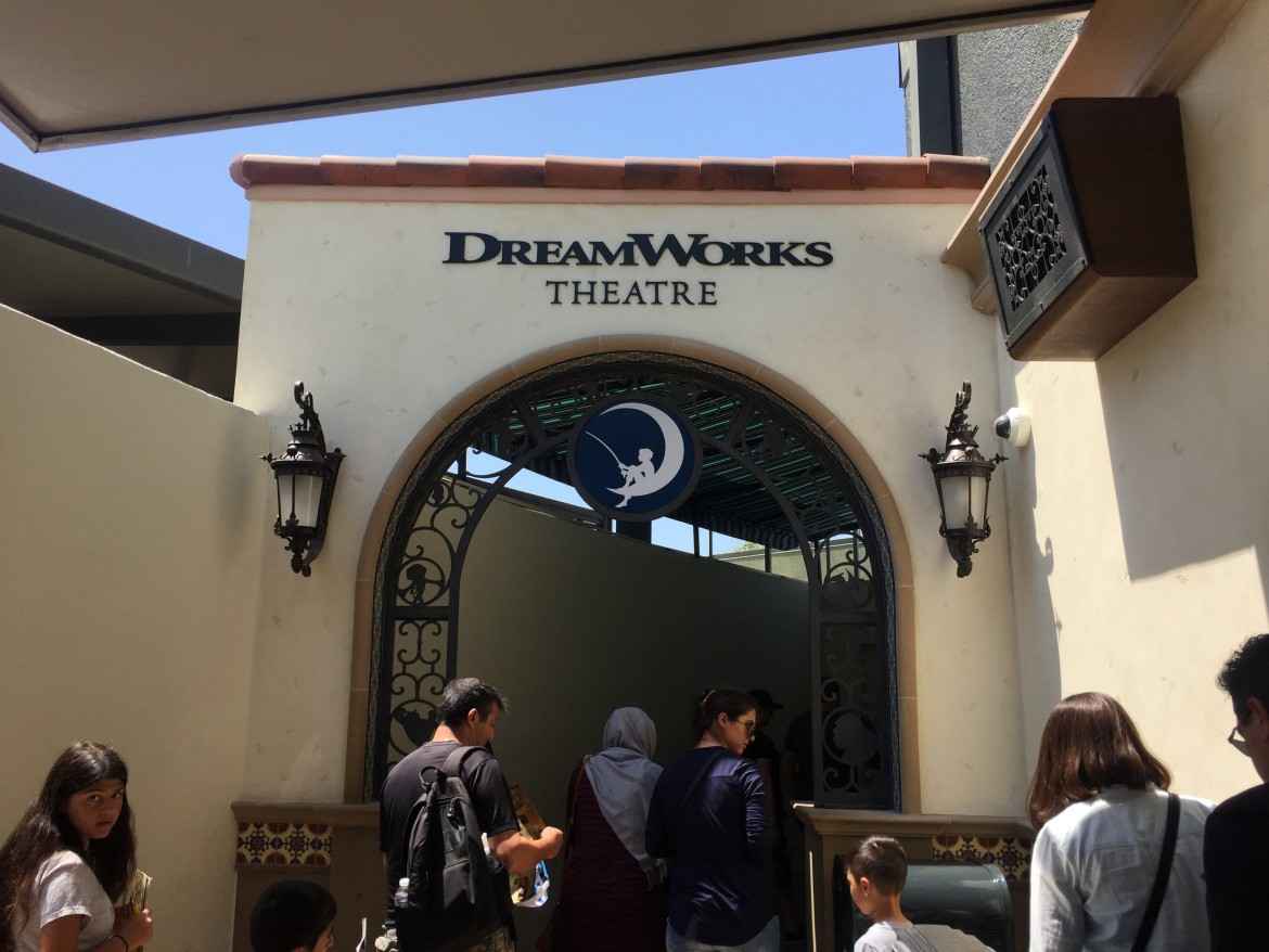 Dreamworks theater