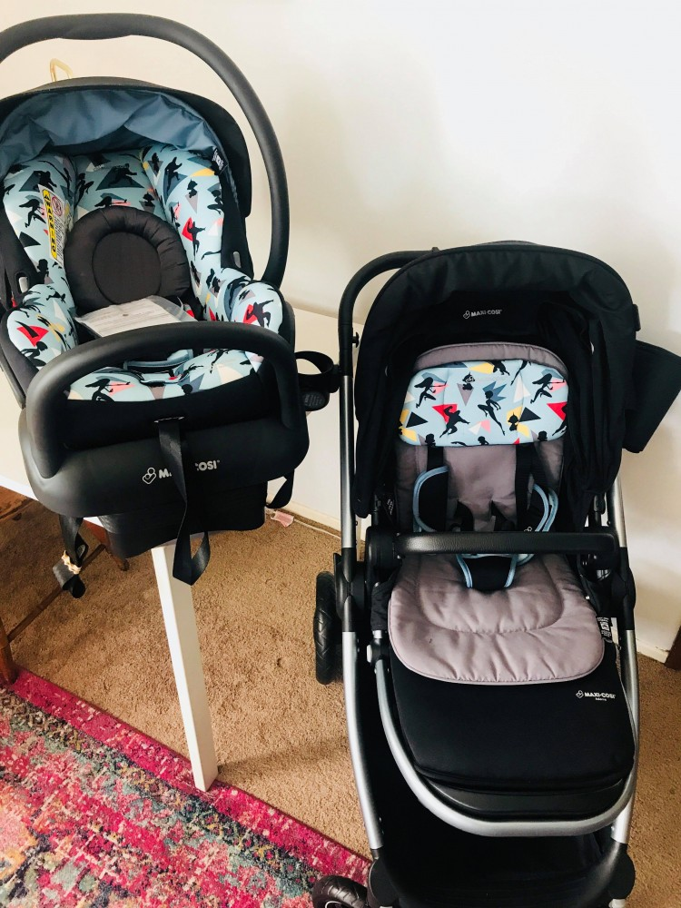 Incredibles 2 Disney Adorra Travel System, incredibles 2 baby products