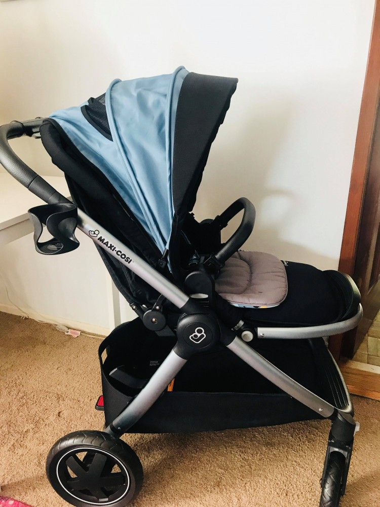 Incredibles 2 Disney Adorra Travel System 4