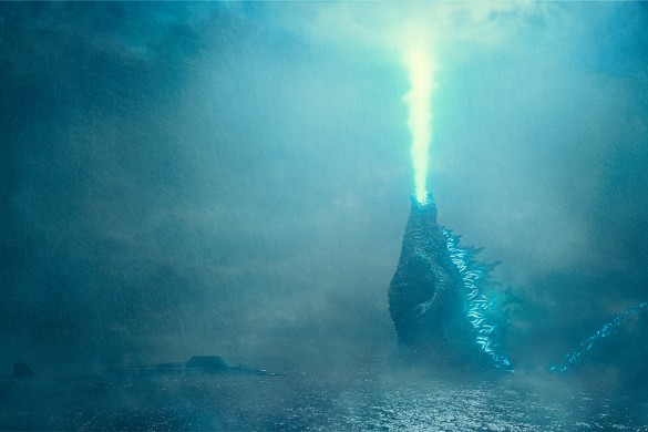 godzilla king of the monsters trailer, godzilla comic con