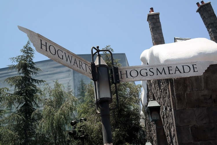 harry potter world summer