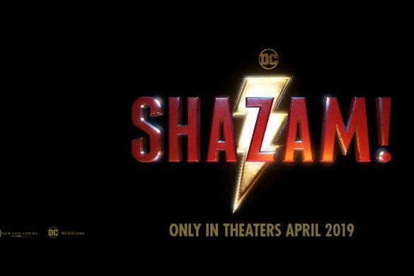 Shazam trailer, DC