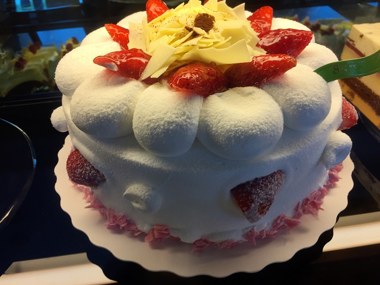 bakery 85 strawberry cake