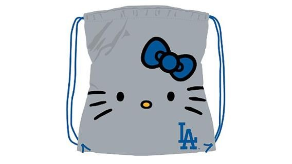 hello kitty night, hello kitty dodgers night, los angeles dodgers events