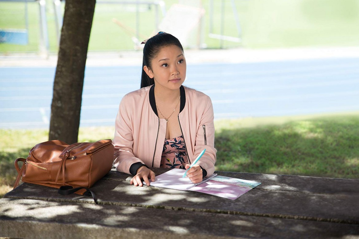 To all the boys I've loved before, Netflix,Lana Condor