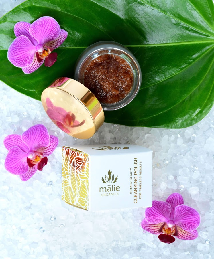 malie cleansing product