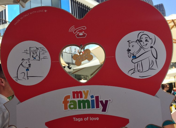 my family tags of love dog days