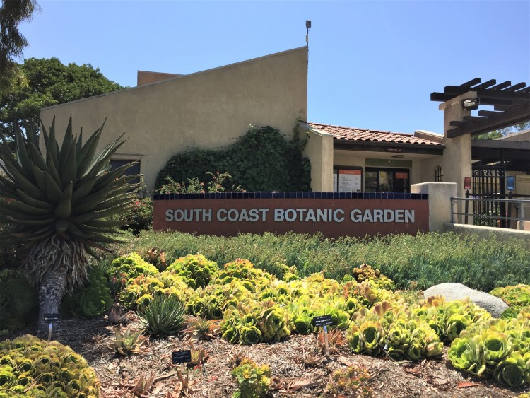 South Coast Botanical Garden, Things to do in Torrance