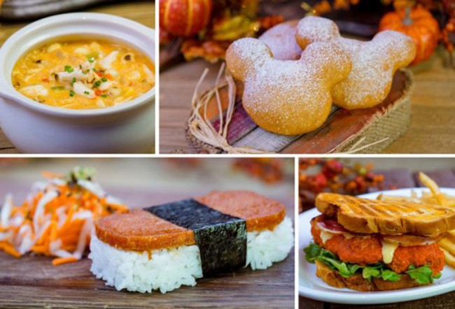 disney parks halloween 2018 food1