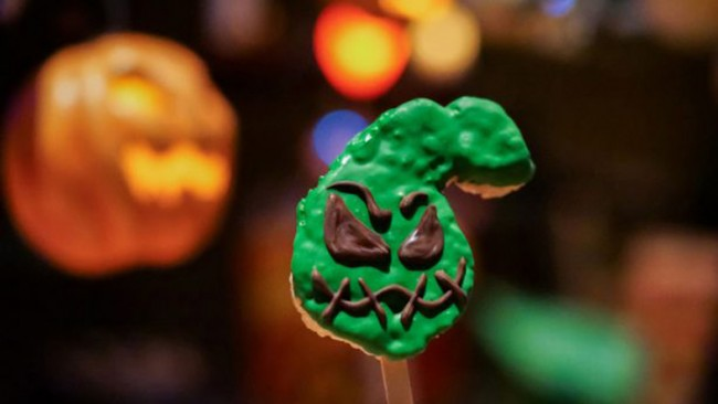 oogie boogie crispy treat