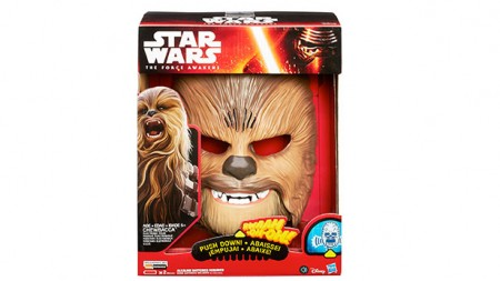 star wars chewie mask