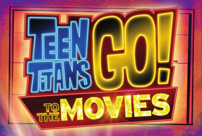 Teen Titans GO! to the Movies title