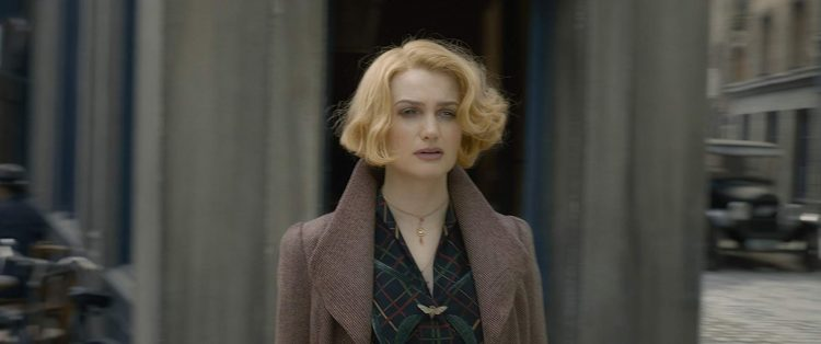 The Crimes Of Grindelwald, queenie