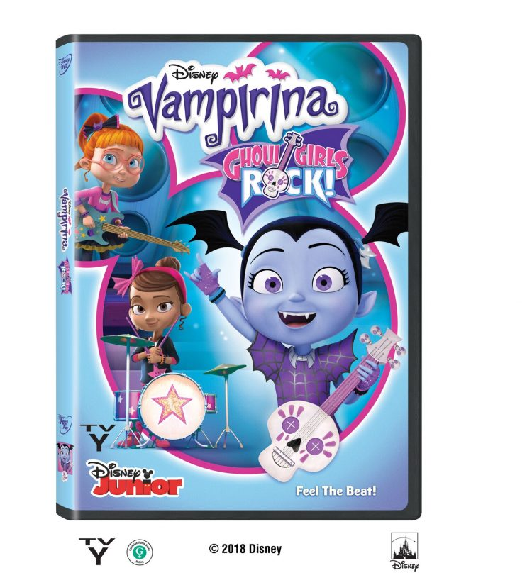 Vampirina, Ghouls Girls Rock, Disney Channel
