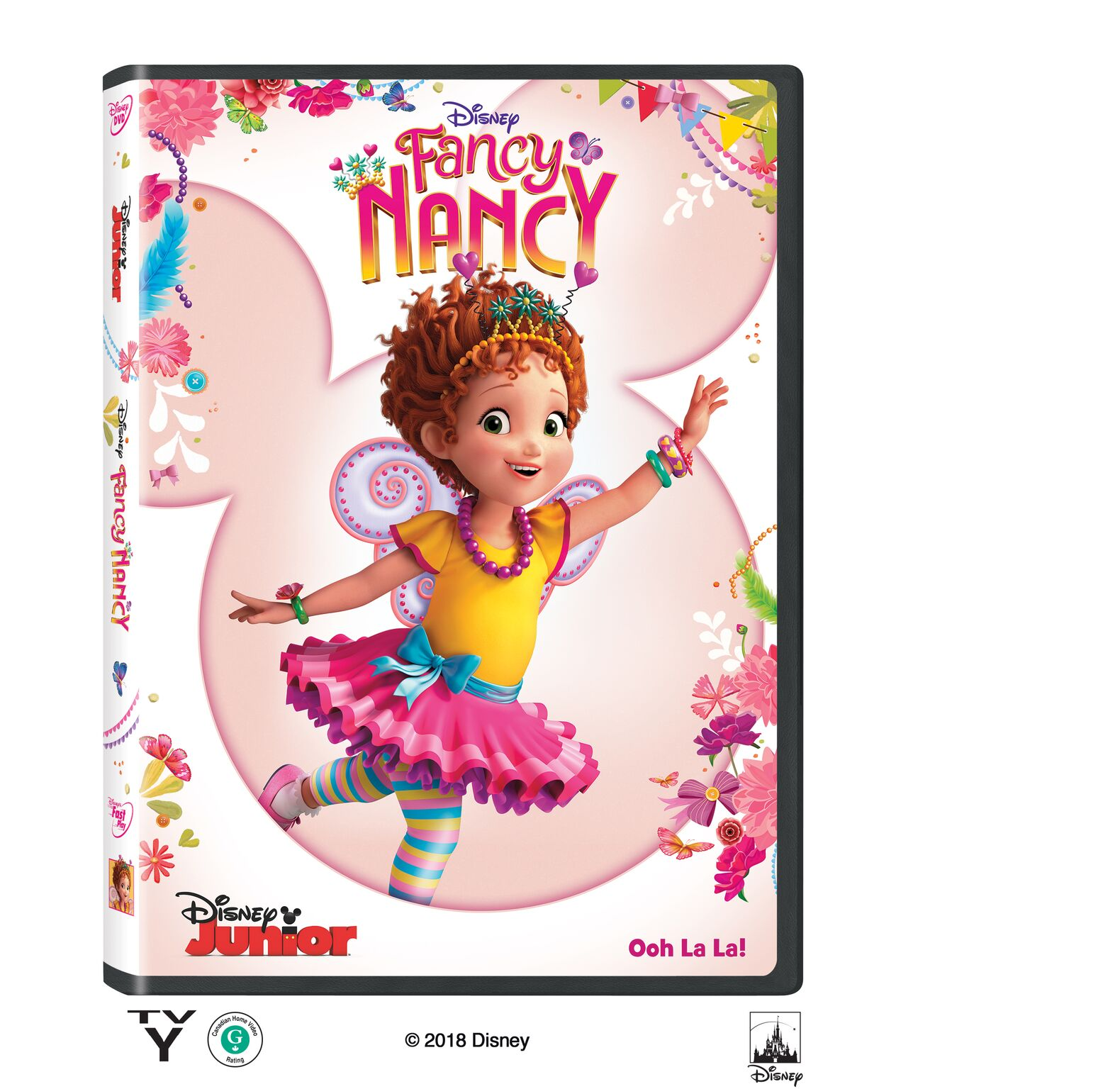 fancy nancy, vol 1, dVD, disney channel