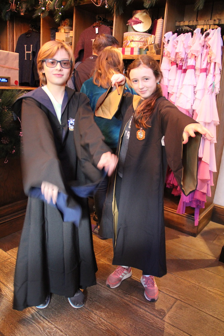Harry Potter Robes, Universal Studios Hollywood