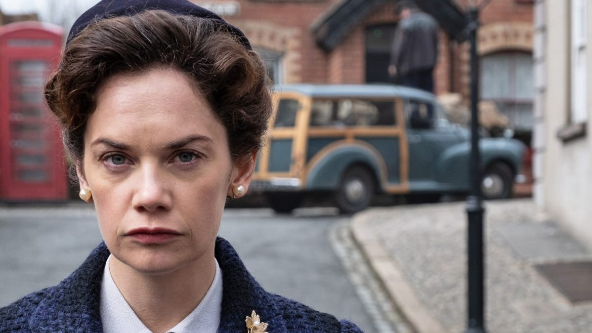 Masterpiece, PBS, Mrs Wilson, Ruth Wilson, Mrs Wilson March 31