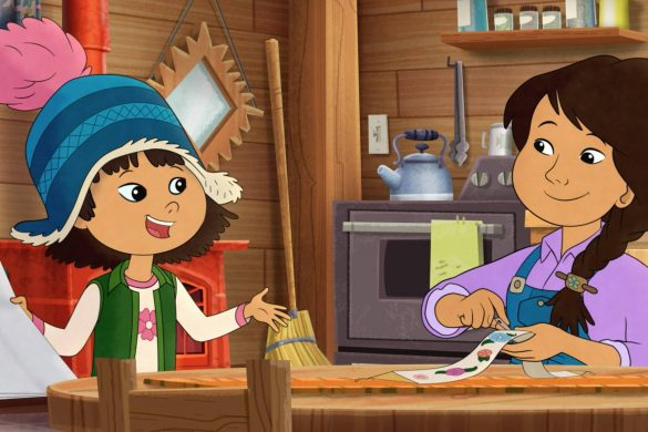 PBS KIDS, Molly of Denali, Molly of Denali premiers July 15