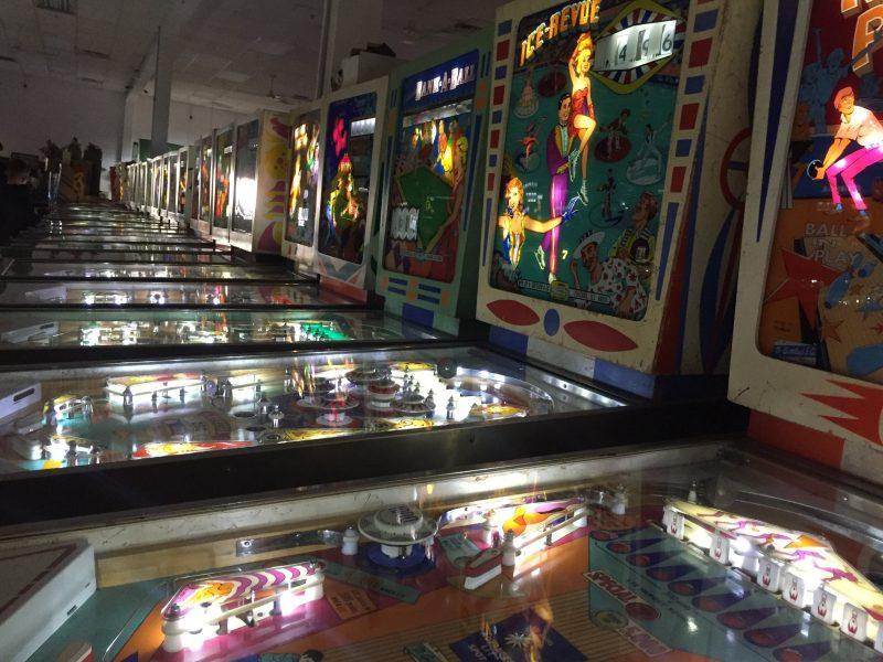 Pinball hall of fame, Las Vegas kid friendly