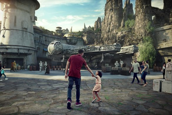 star wars galaxy edge, opens May 31