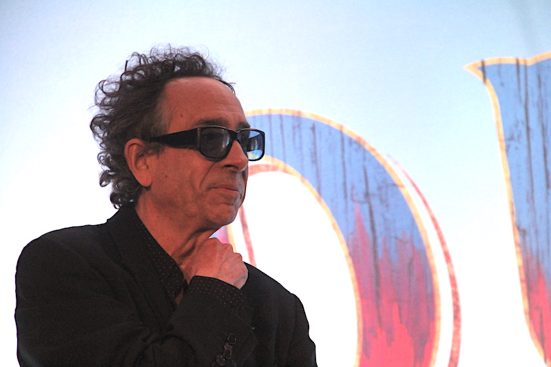 Tim Burton, Dumbo, Director
