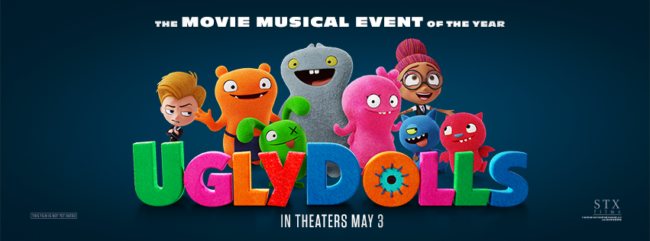 uglydolls may 3, uglydolls easter eggs