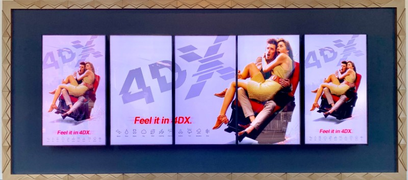 4DX review