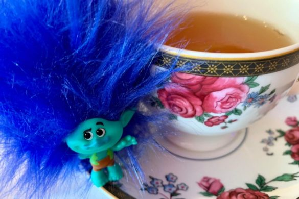 trolls afternoon tea langham huntington pasadena