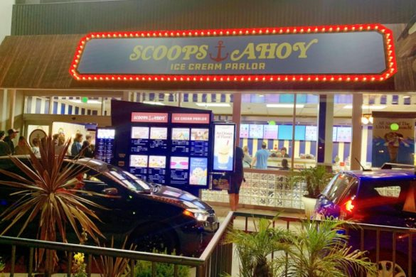 scoops ahoy ice cream parlor