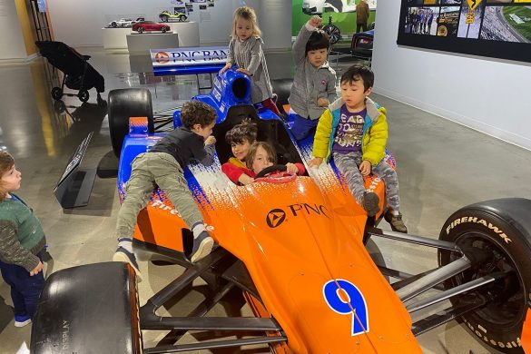 Winter break, Petersen Museum, things to do in los angeles with kids