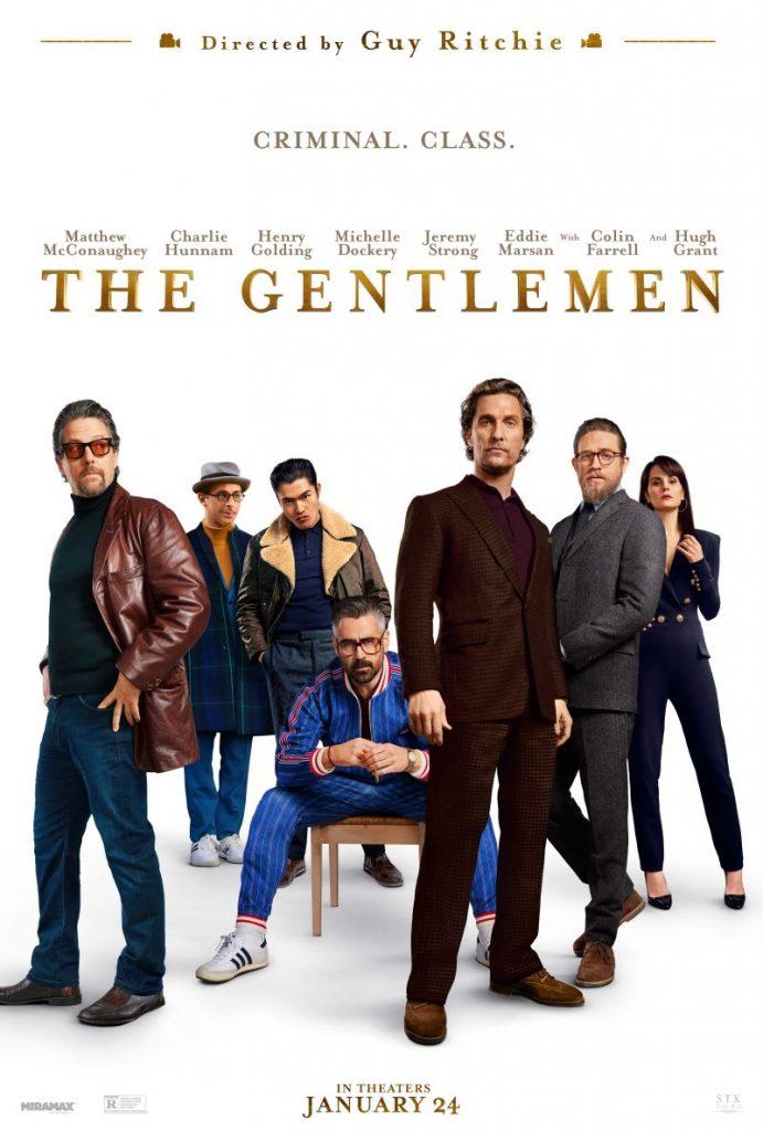 guy ritchie the gentlemen