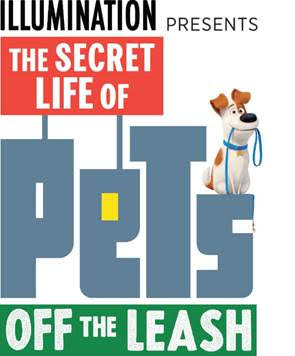secret life of pets ride, off the leash, universal studios hollywood