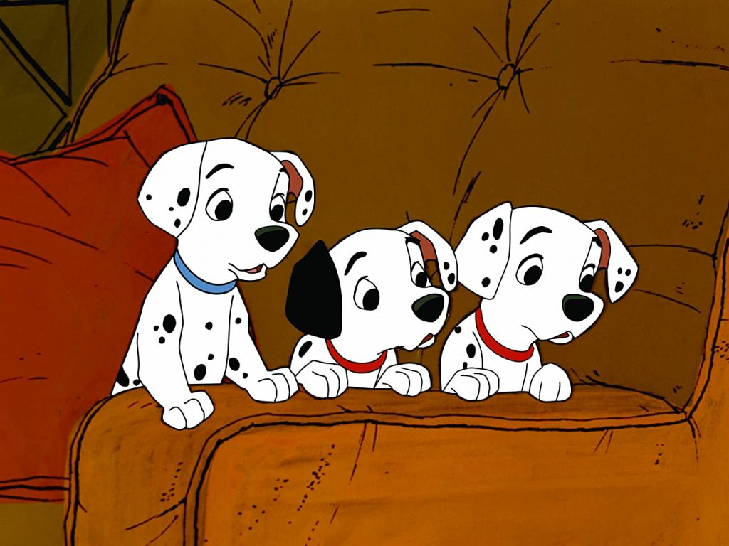 One Hundred and One Dalmatians disney plus