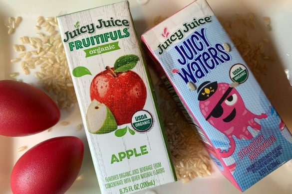 juicy juice craft, music shakers