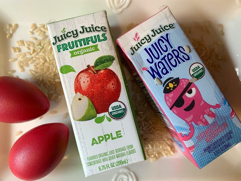 juicy juice craft, music shakers