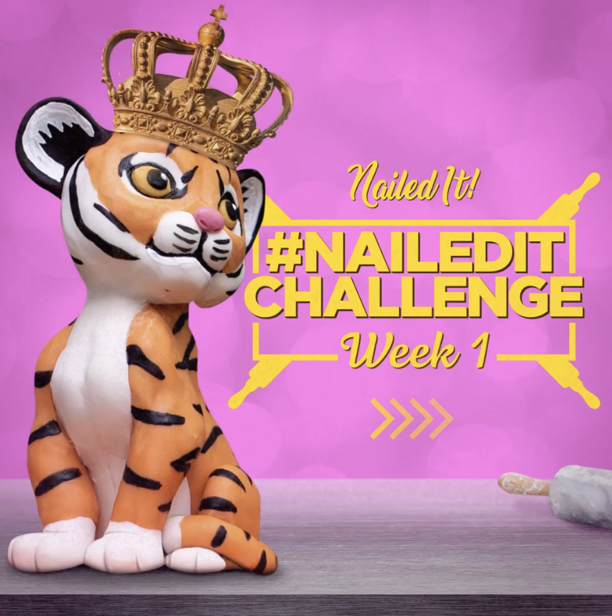 nailed it challenge, nailed it season 4