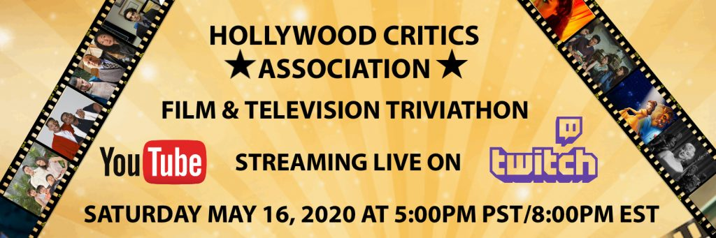 Hollywood Critics Association, triviathon